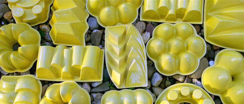 ungewöhnliche Backformen Geleeformen dek design